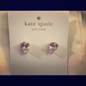 Kate Spade earrings!